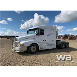 1998 VOLVO VN T/A TRUCK