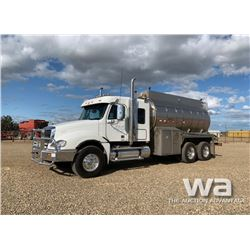 2007 FREIGHTLINER CONVENTIONAL T/A TANK TRUCK
