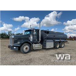 1995 FREIGHTLINER T/A  WATER TRUCK