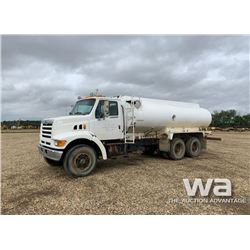 1997 FORD LOUISVILLE T/A WATER TRUCK