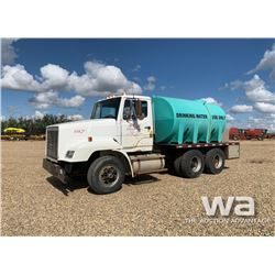 1991 FREIGHTLINER CONVENTIONAL T/A WATER TRUCK