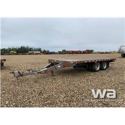 2007 GERRY'S DECAP T/A OILFIELD PUP TRAILER