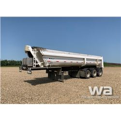 2014 MIDLAND MG35SL3000 TRIDEM END DUMP