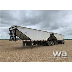 2013 LOADKING SUPER B-TRAIN GRAIN TRAILERS