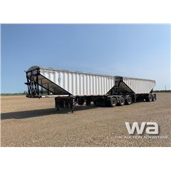 2012 LOADKING SUPER B-TRAIN GRAIN TRAILERS