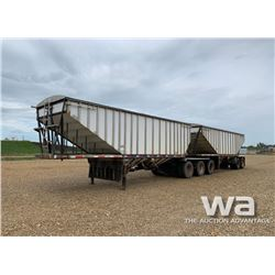2001 LODE KING SUPER B GRAIN TRAILERS