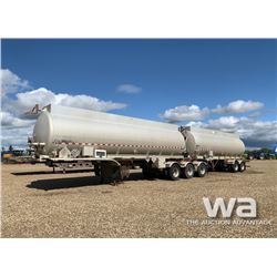2007 BEDARD SUPER B-TRAIN TANK TRAILER