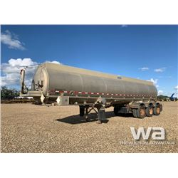 2012 ADVANCE TRIDEM TANK TRAILER