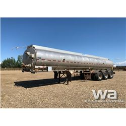 2004 ADVANCE TRIDEM WATER TRAILER