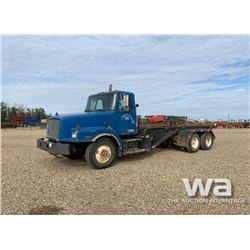 1997 VOLVO T/A ROLL BACK TRUCK