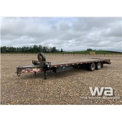 2010 LOAD MAX T/A DUALLY TRAILER