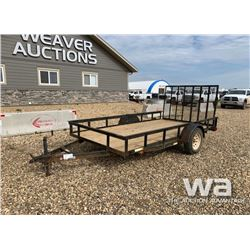 2012 CARRY-ON S/A UTILITY TRAILER