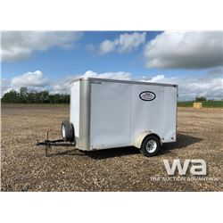 2011 FOREST RIVER CHALLENGER S/A CARGO TRAILER