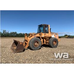 1990 CASE 621ZF WHEEL LOADER