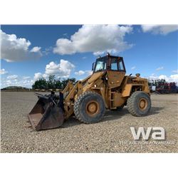 1985 CASE W24C WHEEL LOADER
