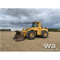 1982 CATERPILLAR 966D WHEEL LOADER