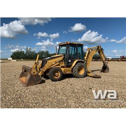 2001 CATERPILLAR 420D BACKHOE LOADER
