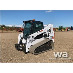 2015 BOBCAT T650 MULTI-TERRAIN LOADER