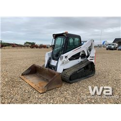 2012 BOBCAT T650 MULTI-TERRAIN LOADER
