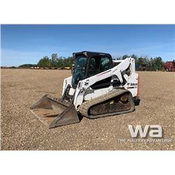 2011 BOBCAT T650 MULTI-TERRAIN LOADER