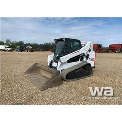 2014 BOBCAT T590 MULTI-TERRAIN LOADER
