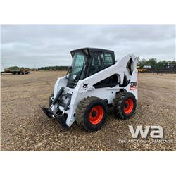 2009 BOBCAT S300 SKID STEER