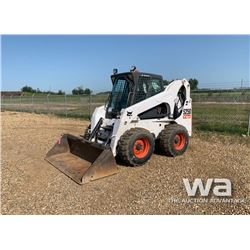 2007 BOBCAT S250 SKID STEER LOADER