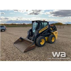 2011 NEW HOLLAND L223 SKIDSTEER  LOADER