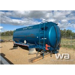 2004 WABASH 16,500L TRUCK WATER TANK