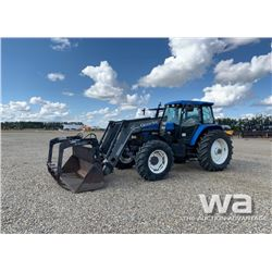 2001 NEW HOLLAND TM115 MFD TRACTOR