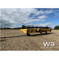 2013 NEW HOLLAND 840CD-35 35 FT. DRAPER HEADER