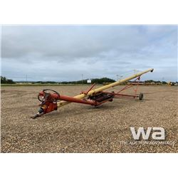 "10"" X 60 FT. PTO AUGER"