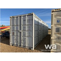 2019 8 X 40 FT. SHIPPING CONTAINER