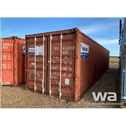 1997 8 X 40 FT. SHIPPING CONTAINER