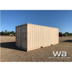 2019 8 X 20 FT. SHIPPING CONTAINER