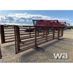 (5) FREESTANDING 6 X 24 FT. LIVESTOCK PANELS