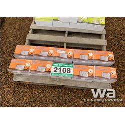 (10) 4X6 SEMI TRUCK HEADLIGHT CREE LED LY50455