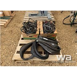 4 HORSE PONY HARNESS