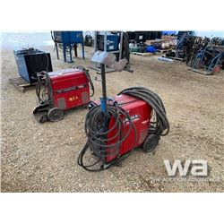 LINCOLN ELECTRIC POWER MIG 350MP WELDER