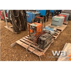 ACKLANDS ZIPPER  A/C D/C WELDER