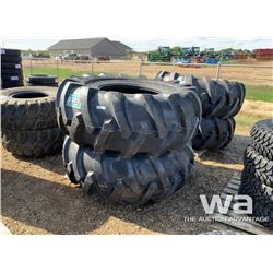 (4) SAMSON 30.5-32 FORESTRY TIRES