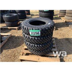 (4) JOYROAD LT 235/85R16 TRUCK TIRES