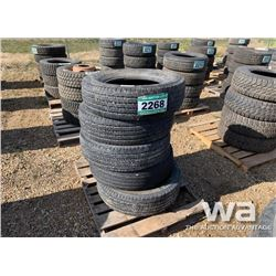 (5) FIRESTONE LT275/70R18 TIRES