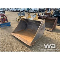 "BRANDT EXCAVATOR 66"" CLEAN OUT  BUCKET"