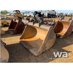 "WBM EXCAVATOR 66"" CLEAN OUT BUCKET"