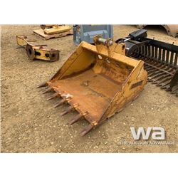 JD 410J LOADER BACKHOE BUCKET