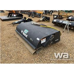 2011 BOBCAT SWEEPER BROOM COLLECTOR