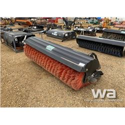 2014 BOBCAT ANGLE BROOM