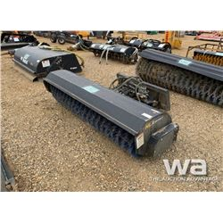 "HLA BR84BO500 84"" SKID STEER BROOM"
