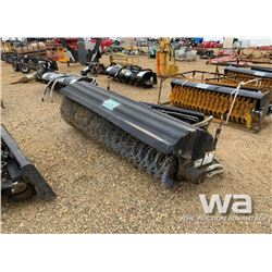 SKID STEER BROOM